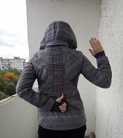 Отдается в дар Легкая спортивная куртка S