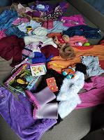 Отдается в дар Большой пакет вещей до 3 лет девочке