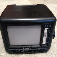 Отдается в дар Телевизор Nova под починку
