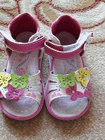 Отдается в дар Детская обувь — Сандали, 23 р-р