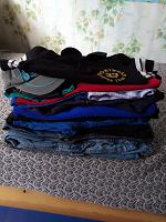 Отдается в дар Одежда для мальчика р.134-146