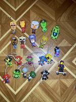Отдается в дар Полные коллекции киндер Marvel