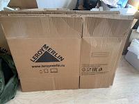 Отдается в дар Коробки б/у для ремонта или переезда