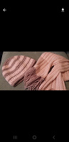 Отдается в дар Комплект шапка-шарф 56-57