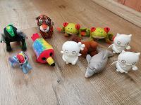 Отдается в дар Мягкие игрушки животные