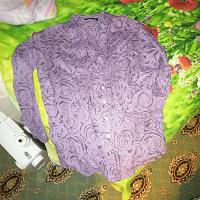 Отдается в дар Женская блуза 44-46 размера