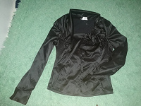 Отдается в дар Блуза атласная
