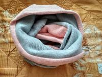 Отдается в дар Детский шарф-снуд