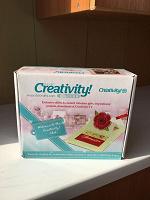 Отдается в дар Набор подарков от журнала Creativity
