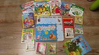 Много книжек для малышей