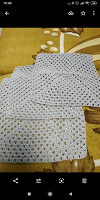 Отдается в дар Три вязанных накидки на стулья