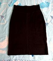 Отдается в дар Трикотажная юбка М