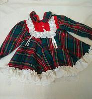 Отдается в дар Платье для девочки р.86.