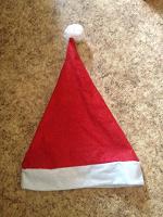 Отдается в дар Новогодняя шапка