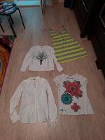 Отдается в дар Большой пакет хорошей женской одежды размер S.