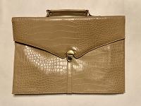 Отдается в дар Сумка портфель (для творчества)