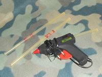 Отдается в дар клеевой пистолет