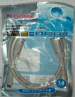 Отдается в дар Mini HDMI — Mini HDMI кабель