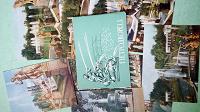 Отдается в дар комплект открыток Петродворец