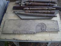 Отдается в дар Детали от старинной мебели