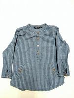 Отдается в дар Рубашка на рост 86 см
