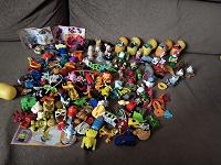 Отдается в дар Киндеры и другие мелкие игрушки.