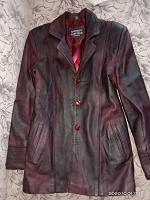 Отдается в дар Кожаная куртка или пиджак