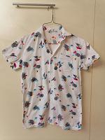Отдается в дар Летняя мужская рубашка