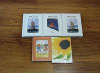 Отдается в дар Фотоальбомы 5 шт 10х15 см на 36 фото