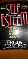 Отдается в дар Friede Porat Self Esteem книга