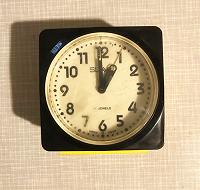 Отдается в дар Будильник / Часы механические из СССР