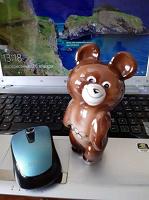 Отдается в дар Олимпийский мишка