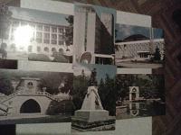 Отдается в дар советские открытки Города