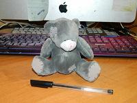Отдается в дар мишка тедди