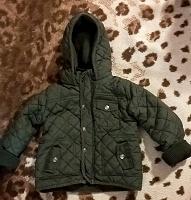 Отдается в дар Куртка зимняя на 12-18 мес
