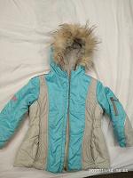 Отдается в дар Куртка для девочки 104