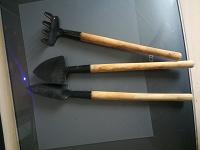 Отдается в дар Мини-набор для садоводства