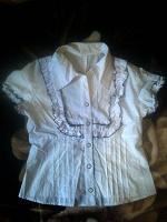 Отдается в дар Белая блуза