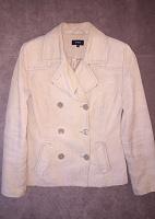 Отдается в дар Куртка-пиджак бежевая, р-р: S