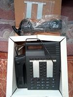 Отдается в дар Системный телефон Nortel Mercator v420d
