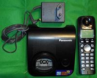 Отдается в дар Радиотелефон «Panasonic KX-TG7205RU» б/у