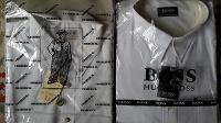Отдается в дар Белые мужские рубашки 2 XL