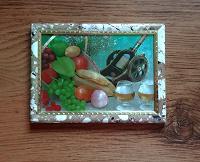 Отдается в дар Картина с фруктами