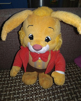 Отдается в дар Мягкая игрушка заяц