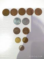 Отдается в дар Монеты Великобритании, Чехии, Канады, Польши, Норвегии
