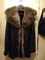 Отдается в дар Осенние-зимняя куртка