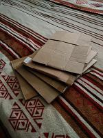 Отдается в дар Коробки картонные