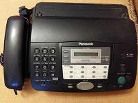 Отдается в дар Факс Panasonic KX-FT908RU