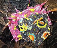 Отдается в дар Кусочки плащевой ткани на handmade.