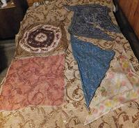 Отдается в дар Винтажные косынки и шарфики